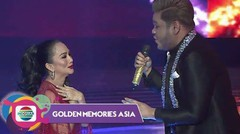 "SO SWEET!! Eranzz Lambert-Malaysia & Sheila Majid ""Begitulah Cinta"" Begitu Membuai - Golden Memories Asia"