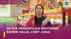Chef Juna Buka Restoran Ramen Halal