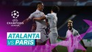 Mini Match - Atalanta VS Paris I UEFA Champions League 2019/2020
