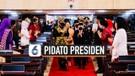 Pidato Kenegaraan Presiden Jokowi di Sidang Tahunan MPR 2020