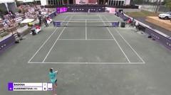 Match Highlights | Veronika Kudermetova 2 vs 0 Paula Badosa | WTA Charleston Open 2021