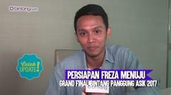 Persiapan Freza Menuju Grand Final Bintang Panggung Asik 2017