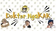 [Channel Trailer] Dokter Ngakak - Sumbernya Video Lucu & Bikin Ngakak