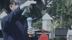 Mengharukan, Video Calon Wali Kota Semarang Setelah Terkena Covid 19