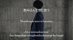 Luck Life - Namae wo Yobu yo Lyrics video full  ED bungou stray dog
