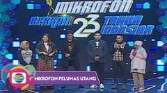 Mikrofon Pelunas Utang - Berkah 23 Tahun Indosiar 06/01/18
