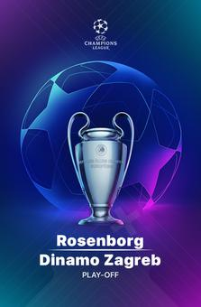 Full Match   Rosenborg Vs Dinamo Zagreb
