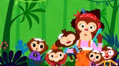 Ep 07 - Five Little Monkeys