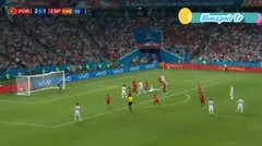 Highlight And Goals Spanyol vs Portugal 3-3 Piala Dunia 2018