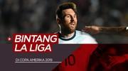 Bintang La Liga yang Ramaikan Copa America 2019