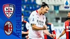 Match Highlight   Cagliari 0 vs 2 Milan   Serie A 2021