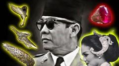TERKUAK !  6 JIMAT SAKTI PRESIDEN INDONESIA TEMPO DULU !