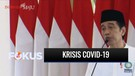 Presiden Jokowi: Krisis Pandemi Tak Hanya Dialami Indonesia