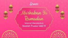 Selamat Ramadan 2021