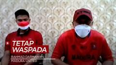 Performa Kian Membaik, Rahmad Darmawan Minta Madura United Tetap Waspada Melawan Persija Jakarta