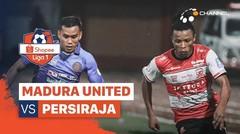 Mini Match - Madura United 0 vs 0 Persiraja Banda Aceh | Shopee Liga 1 2020