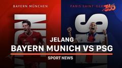 5 Fakta Jelang Bayern Munich vs PSG