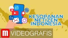 Alasan Mengapa Netizen Indonesia Paling Tak Sopan