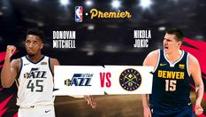 Utah Jazz vs Denver Nuggets - 31 Jan 2020 | 10:30 WIB