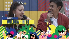 Hito & Wilona : Pedes-Lembut! | ON OFF FESTIVAL 2019
