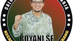 Video Profil Bpk. Royani SE, Calon Kepala Desa Sukaharja