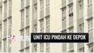 34 Unit ICU RS Darurat Wisma Atlet Dipindahkan ke RS UI