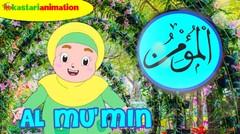 AL MU'MIN | Lagu Asmaul Husna Seri 1 Bersama Diva | Kastari Animation