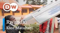 DW Going Green - Rwanda: Kios Matahari