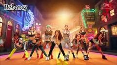 Aku Lebay Gak Chyin ( I Got A boy ) Girls' Generation 소녀시대 Music Video - Ryan Mul Yana