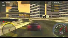 game balap [ Need For Speed Most Wanted ] ppsspp android