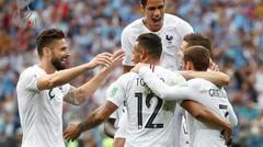 Cuplikan Pertandingan Uruguay vs Perancis - Piala Dunia 2018 Rusia Dokter Bola