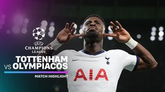 Full Highlight - Tottenham vs Olympiacos I UEFA Champions League 2019/2020