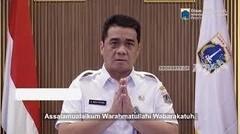 GREETING NATAL DAN TAHUN BARU DARI BAPAK WAKIL GUBERNUR DKI JAKARTA