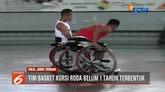Melihat Cabor Wheel Chair Basketball Asian Para Games 2018 - Liputan6 Pagi