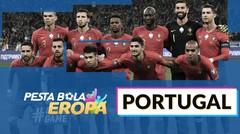 Profil Tim Portugal di Piala Eropa 2020