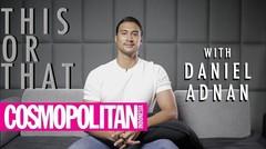 Daniel Adnan Ingin Mendadak Ketemu Jodoh