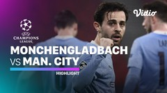 Highlight - Monchengladbach vs Manchester City I UEFA Champions League 2020/2021