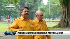 Bertemu Jokowi, OSO Ajukan 40 Kader Hanura untuk Jadi Menteri