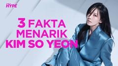3 Fakta Menarik Kim So Yeon
