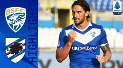Match Highlight | Brescia Calcio 1 vs 1 Sampdoria | Serie A 2020
