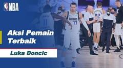 Nightly Notable | Pemain Terbaik 05 Agustus 2020 - Luka Doncic | NBA Regular Season 2019/20