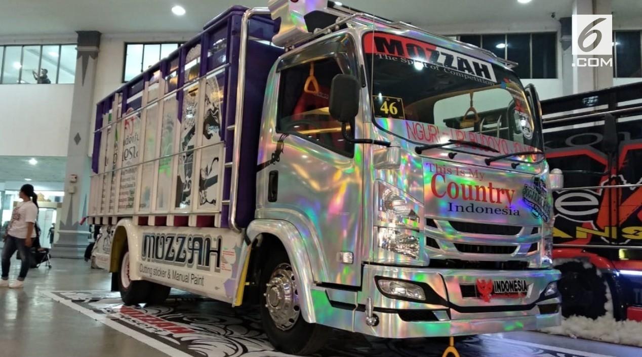 45 Modifikasi Mobil Bus Keren HD Terbaik