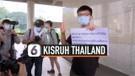 AKTIVIS HONG KONG DUKUNG DEMO DI THAILAND
