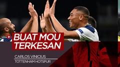 Jose Mourinho Terkesan dengan Pemain Baru Tottenham Asal Brasil, Carlos Vinicius
