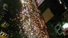 foto Aksi 1000 lilin untuk ahok di berbagai daerah di indonesia dan luar indonesia #saveahok