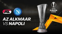 Full Match - AZ Alkmaar vs Napoli I UEFA Europa League 2020/2021