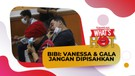 Vanessa Angel Bacakan Pledoi, Bibi Ardiansyah Menangis Tersedu