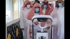Arab Saudi Bertahap Izinkan Umroh
