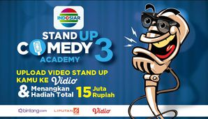 Audisi Online Stand Up Academy 3