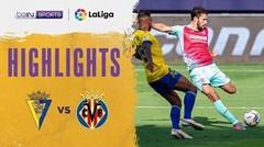 Match Highlight | Cadiz 0 vs 0 Villarreal | La Liga Santander 2020